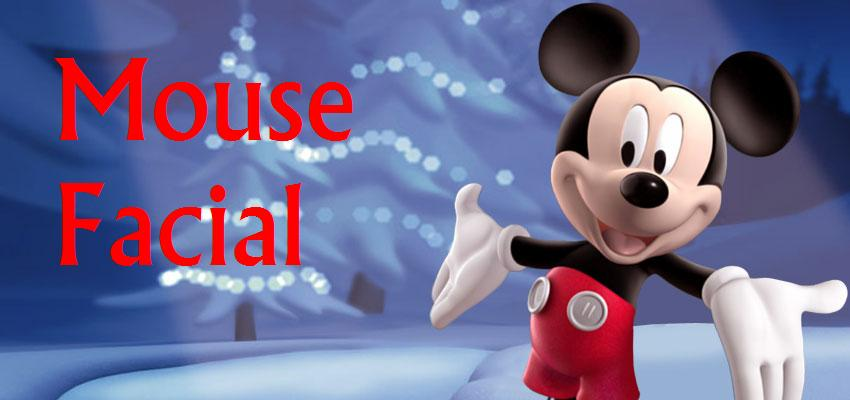 Soft del Mouse Facial